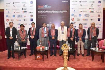 Internet Governance Forum Nepal 2018 Organized by IGI as a co-host