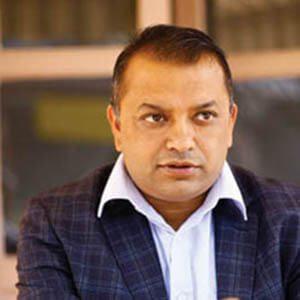 National Cyber Security Policy, Key Note Speaker, Gagan Kumar Thapa